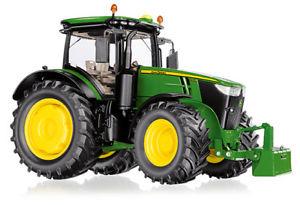 【送料無料】模型車 モデルカー スポーツカー トタージョンディアボイラwiking 077837 traktor john deere 7310r 132 neu