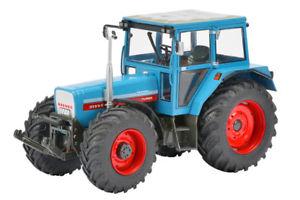 【送料無料】模型車 モデルカー スポーツカー ターボschuco 07791 132 eicher 3125 e turbo blau neu