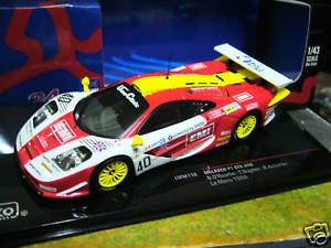 【送料無料】模型車 モデルカー モデルカー スポーツカー スポーツカー マクラーレンロングテール#ルマンサグデンネットワーク, フレンドバッグ:0397ee26 --- djcivil.org