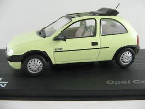 【送料無料】模型車 モデルカー swing スポーツカー モデルカー スポーツカー ネットワーク#ライトグリーンオペルコルサショーケースixo 21 opel corsa b swing 19932000 in hellgrn 143 neupcvitrine, ミツエムラ:37986029 --- djcivil.org