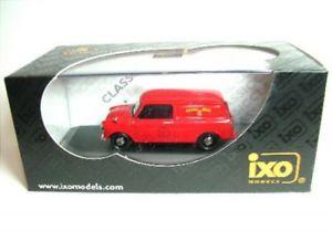【送料無料】模型車 モデルカー スポーツカー ミニヴァンロイヤルmini van royal mail 1965