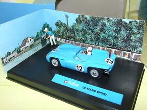 【送料無料】模型車 モデルカー スポーツカー ルマンスポーツvaillante le mans sport altaya 143
