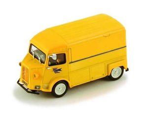 【送料無料】模型車 モデルカー スポーツカー citron hy la poste 1959 norev 143 154545
