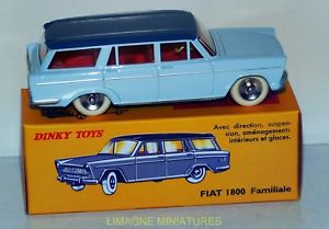 【送料無料】模型車 モデルカー スポーツカー アトラスフィアットb3897 dinky toys atlas fiat 1800 familiale
