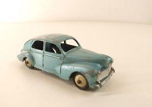 【送料無料】模型車 モデルカー スポーツカー プジョープチベゼルdinky toys f n 24r peugeot 203 petite lunette