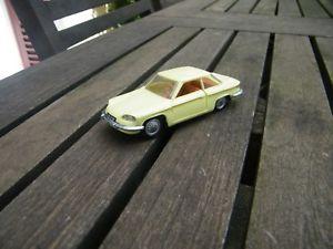 【送料無料】模型車 モデルカー スポーツカー norev 72 panhard 24 ct jaune