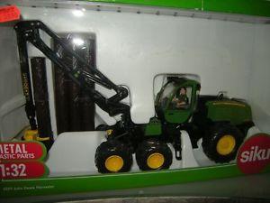【送料無料】模型車 モデルカー スポーツカー ジョンディアハーベスト132 siku farmer john deere harvester nr 4059 ovp
