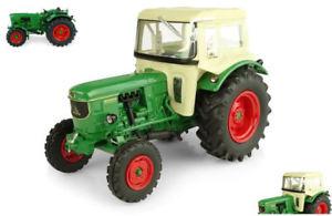 【送料無料】模型車 モデルカー スポーツカー トターキャビンドアモデルユニバーサルdeutz d6005 2wd with cabin trattore tractor 132 model 5252 universal hobbies
