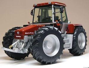 【送料無料】模型車 モデルカー スポーツカー ワインレッドトターゲートモデルschluter euro trac 1900 ls 19911994 wine red tractor trattore 132 model