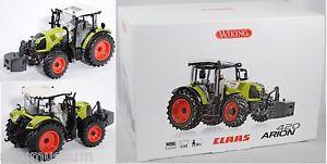 【送料無料】模型車 モデルカー スポーツカー パノラマキャビンアリオントターwiking 077811 claas arion 420 traktor mit panoramickabine, 132