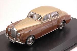 【送料無料】模型車 モデルカー スポーツカー ロールスロイスシルバークラウドメタリックベージュブラウンモデルオックスフォードrolls royce silver cloud 1 metallic beige brown 143 model oxford