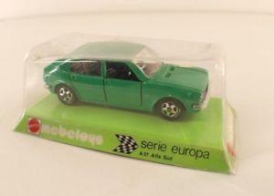 【送料無料】模型車 モデルカー スポーツカー シリーズヨーロッパアルファスッドmebetoys serie europa a57 alfa sud 143 jamais jou en boite mib