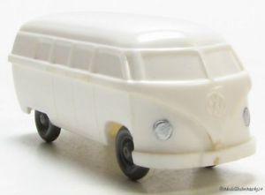 【送料無料】模型車 モデルカー スポーツカー バスロールwiking 3106 vwbus rollachsen wei unverglast 187