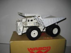 【送料無料】模型車 モデルカー スポーツカー ホワイトコンラッドwabco haulpak muldenkipper weiss 27204 conrad 150 ovp