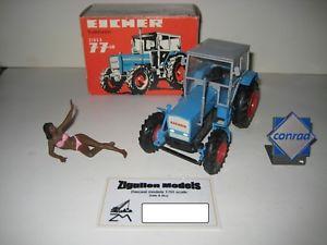【送料無料】模型車 モデルカー スポーツカー トターコンラッドeicher traktor 30462 conrad 135 ovp