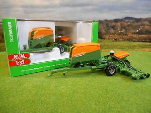 【送料無料】模型車 モデルカー スポーツカー ファームシードドリルアンプsiku farm amazone edx 6000tc seed drill 132 2275 *boxed amp; *