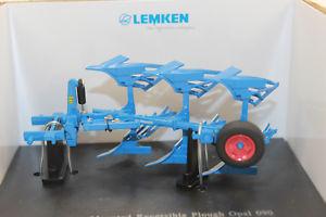 【送料無料】模型車 モデルカー スポーツカー uh 5262 lemken opal 090 3 schar pflug 132 neu in ovp