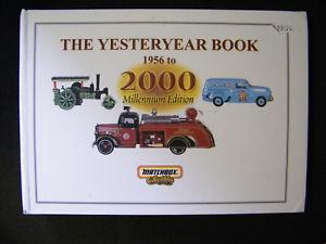 【送料無料】模型車 モデルカー スポーツカー マイカケビンマッチブックスチュアートオーmatchbox yesteryear book 1956 to 2000 from mica kevin mcgimpsey amp; stewart orr 1
