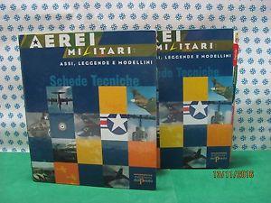 【送料無料】模型車 モデルカー スポーツカー コンプデルプラドaerei militari  2 volumi completi assi , leggende   del prado