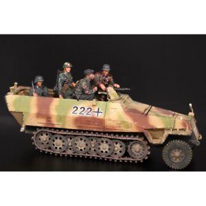 【送料無料】模型車 モデルカー スポーツカー イーグルデザインブラインドシェニールeagle designsblind allemand semichenill, sdkfz251, 4 panzergrenadiers, 1944