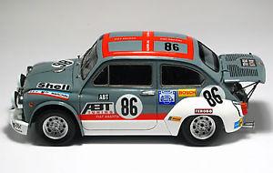 【送料無料】模型車 モデルカー スポーツカー アバルトアプトグラーネ#キットディare20224 abarth 1000 abtgrano 1976 86 kit di montaggio 124
