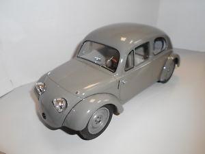 【送料無料】模型車 モデルカー スポーツカー ボスボスモデルフォルクスワーゲンタイプbos101 by bos models volkswagen typ v3 versuchsw 118
