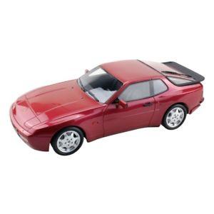 【送料無料】模型車 モデルカー スポーツカー ポルシェターボレッドハットporsche 944 turbo s 1991 red 118 ls023e ls collectibles