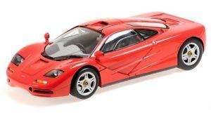 【送料無料】模型車 モデルカー スポーツカー マクラーレンmclaren f1 road car red 1993