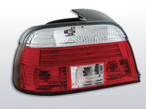 【送料無料】模型車 モデルカー スポーツカー テールランプ taillights bmw e39 9500 red white sv ltbm06es xino ch
