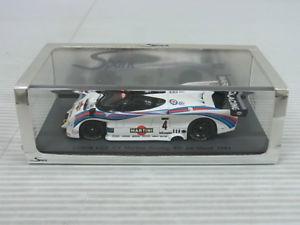 【送料無料】模型車 モデルカー スポーツカー スパークランチアルマン#spark 143 lancia lc2 4 le mans 1984 s0653