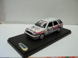 【送料無料】模型車 モデルカー スポーツカー モデルランチアテーマランチアフランスモンテカルロemmebi models sc143 lancia thema sw assistenza lancia france montecarlo 1990