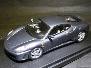 【送料無料】模型車 モデルカー スポーツカー フェラーリferrari f430 grigio titanio 2004 looksmart ls112d