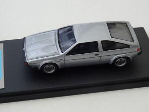 【送料無料】模型車 モデルカー スポーツカー モデルディコンセプトデザインアルミニウムalezan models 143  bmw asso di quaddri concept ital design 1976 alu