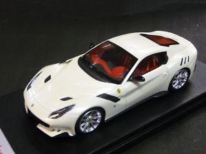 【送料無料】模型車 モデルカー スポーツカー フェラーリビアンコフジferrari f12 tdf bianco fuji looksmart ls450f