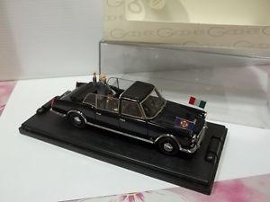 【送料無料】模型車 モデルカー スポーツカー ランチアプレgiocher sc143 lancia flaminia presidenziale