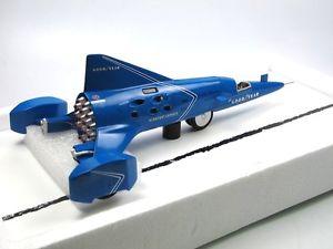 【送料無料】模型車 モデルカー スポーツカー ウイングフットボビーエクスプレスbizarre b1039 wingfoot express ii lsr attempt 1965 bobby tatroe 143
