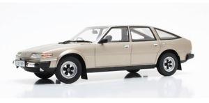 【送料無料】模型車 モデルカー スポーツカー ローバーゴールドメタリックカルトモデルrover 3500 sd1 gold metallic cult models 118 cml0061