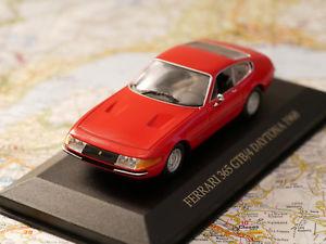 【送料無料】模型車 モデルカー スポーツカー ネットワークフェラーリレッド10 x ixo ferrari red 143