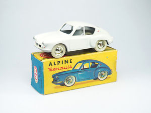 【送料無料】模型車 モデルカー スポーツカー ルノーアルパインマイルフランスcij ref 350 renault alpine mille miles 143e france boite dorigine