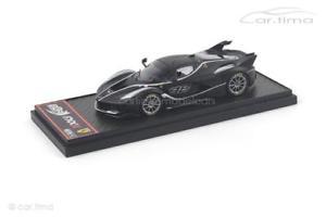 【送料無料】模型車 モデルカー スポーツカー フェラーリ#マットブラックferrari fxxk 98 schwarz matt 1 of 100 bbr 143 bbrc186d