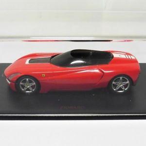 【送料無料】模型車 モデルカー スポーツカー レッドラインフェラーリフィオラノred line 143 ferrari fiorano rl144