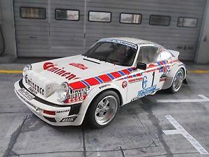 【送料無料】模型車 モデルカー スポーツカー ポルシェラリーサンレモオットーporsche 911 sc rallye san remo 1981 rhrl eminence almeras resi otto umbau 118