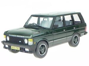 【送料無料】模型車 モデルカー スポーツカー シリーズレンジローバーモデルカーリュックグッズrange rover series 1 1986 grn modellauto luc001a ls collectibles 118