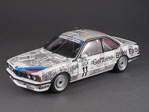 【送料無料】模型車 モデルカー スポーツカー #スパ118 autoart bmw 635 csi 11 genuine parts questertassinheger 24h spa 1986