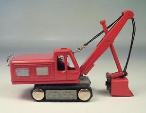 【送料無料】模型車 モデルカー スポーツカー ピッコロショベルレッド#schuco piccolo 190 760 demag schaufelbagger rot 4219