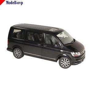 【送料無料】模型車 モデルカー スポーツカー フォルクスワーゲンvolkswagen t6 multivan highline schwarz 118 nzg nzg 95450