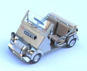 【送料無料】模型車 モデルカー スポーツカー プロトタイプrare voisin biscooter c31 prototype 1952 ccc 143