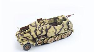 送料無料 模型車 モデルカー スポーツカー モデルタイプスキームprecision model art 172 正規逆輸入品 gepanzerte 定価の67%OFF sdkfz8 p0320 scheme 12t desert db10
