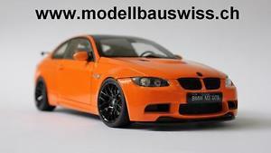 【送料無料】模型車 モデルカー スポーツカー チューニングbmw m3 e92 gts 118 1zu18 tuning