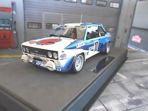 【送料無料】模型車 モデルカー スポーツカー フィアットアバルトラリーモンテカルロ#トップマルケスfiat 131 abarth rallye monte carlo 1980 winner 10 rhrl geist top marques 118